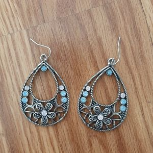 5/50% teardrop fashion earrings
